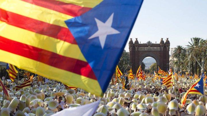 Președintele Franței: Actuala criză din Catalonia este o afacere internă spaniolă