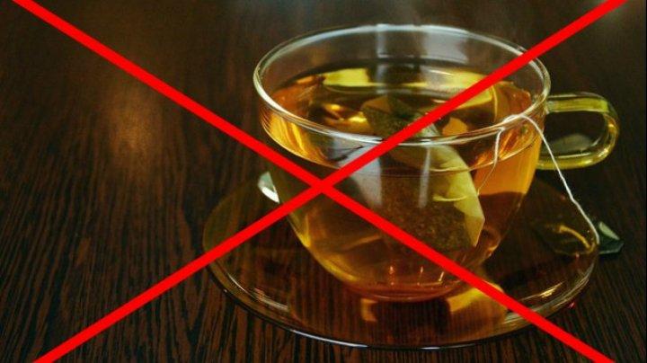 Bine de știut! Ceaiul care te poate îmbolnăvi! Cu siguranță îl bei deseori