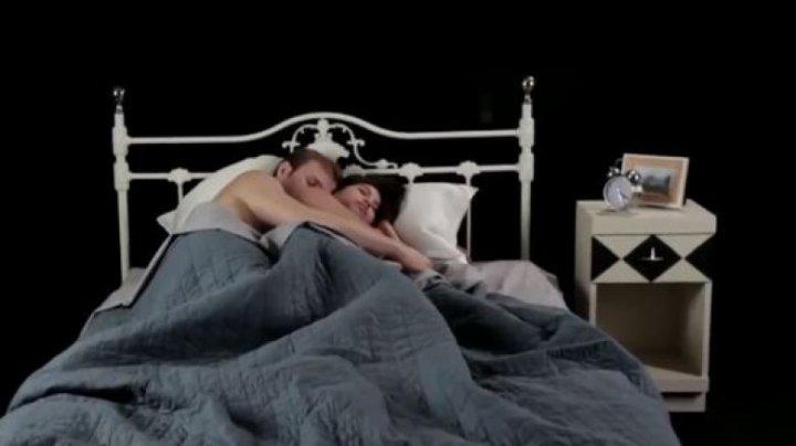 Cum dormiţi, împreună sau separat cu partenerul? RECOMANDĂRILE specialiştilor (VIDEO)