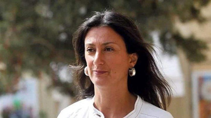 Un fost ministru din Malta a plătit 350.000 de euro pentru asasinarea jurnalistei Daphne Caruana Galizia