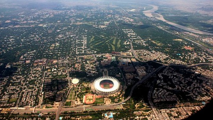 Capitala Indiei, New Delhi, poluată din cauza artificiilor
