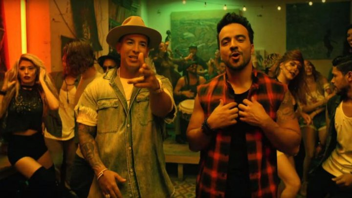 """Despacito"", primul videoclip care a fost vizionat de peste 4 miliarde de ori pe YouTube"