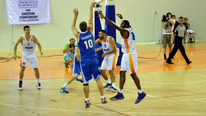 CRIZĂ în baschetul moldovenesc. Doar cinci cluburi vor concura în noua ediție de campionat al baschetului masculin
