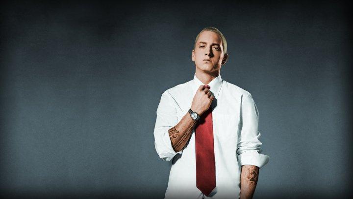 Eminem a înregistrat un record istoric. Primul artist cu nouă albume consecutive pe primul loc în topul britanic