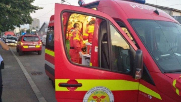 Explozie într-un mall din România. Trei persoane, RĂNITE