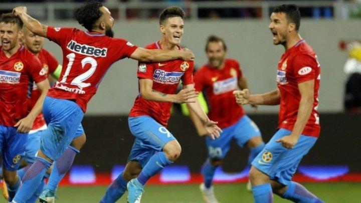 FCSB a obţinut a treia victorie în grupa G a Ligii Europei