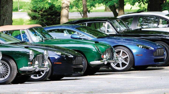 """Aston Martin are un club """"secret"""" pentru clienți speciali. Taxa de intrare, """"doar"""" 2,6 milioane de lire sterline"""