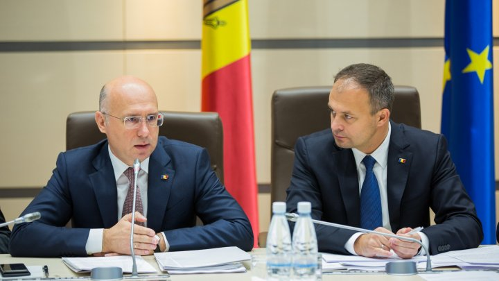 Ședința comună Parlament-Guvern. Care au fost principalele subiecte discutate