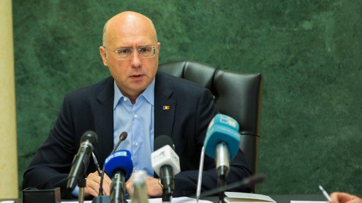 Premierul Pavel Filip a solicitat să fie acordat suport familiilor celor care au avut de suferit în urma accidentului aviatic din Coasta de Fildeș