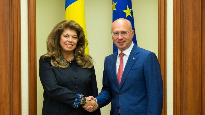 Vicepreședintele Bulgariei: Moldova este un model în ceea ce privește respectarea drepturilor minorităților naționale