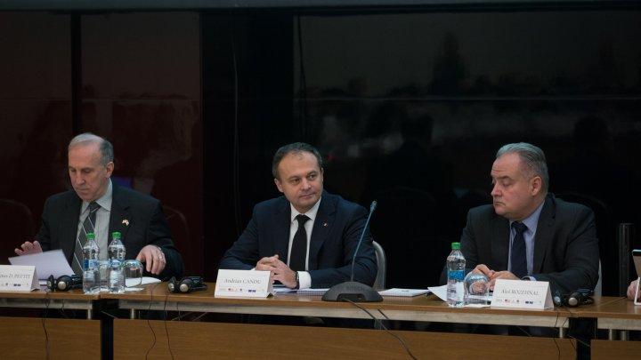 Candu: Dezvoltarea mass-media și a producției locale este o prioritate pentru Parlamentul Republicii Moldova