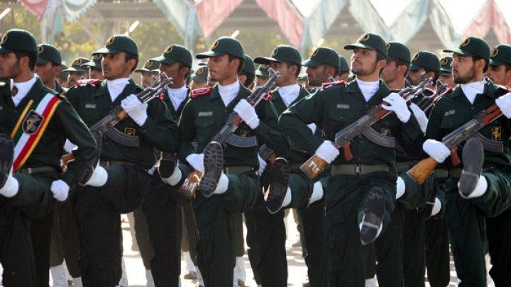 """Iranul ameninţă Statele cu o reacţie """"NIMICITOARE"""""""