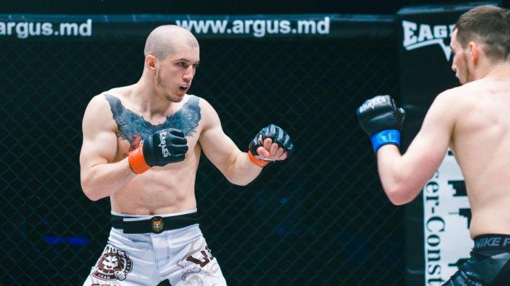 Luptătorul de MMA Gheorghe Lupu a acceptat să-i acorde revanşa azerului Izgar Ismailov