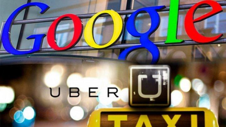 Google vrea despăgubiri de cel puţin un miliard de dolari de la Uber