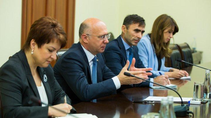 Premierul Pavel Filip: Vom promova oportunitățile investiţionale din Moldova în SUA