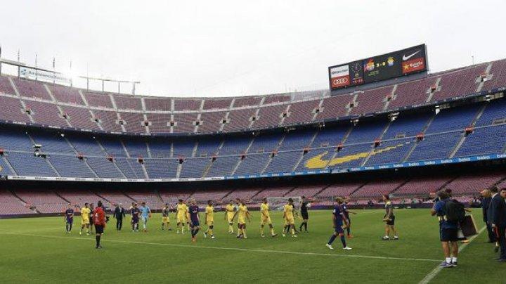 Echipele catalane au intrat în grevă!  Espanyol, Girona şi FC Barcelona şi-au anulat antrenamentele