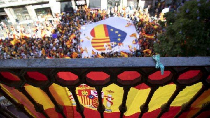Parchetul cere arestarea comandantului poliției din Catalonia, Josep Lluis Trapero. Care este motivul