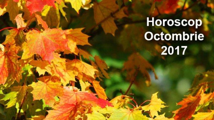 HOROSCOP: Ţie ce-ţi rezervă astrele în luna octombrie?