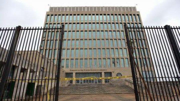 SUA expulzează 15 diplomați de la Ambasada Cubei din Washington