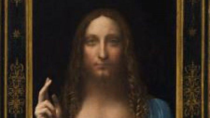 Tabloul lui Leonardo da Vinci scos la licitaţie. Opera de artă a artistului italian a fost estimată la preţul de 100 de milioane de dolari
