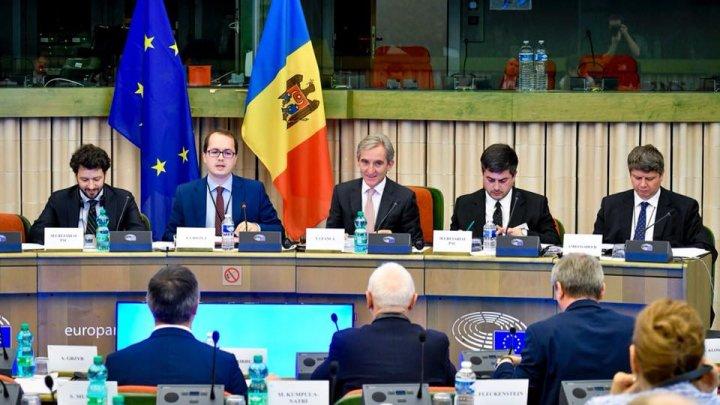 Mai multe beneficii pentru Moldova din partea Europei. Declarația finală și recomandările Comitetului Parlamentar de Asociere RM-UE