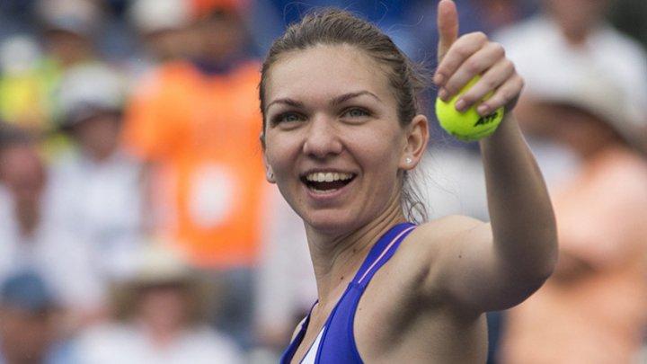 Simona Halep, numărul unu mondial, s-a calificat în sferturile de finală ale turneului Australian Open