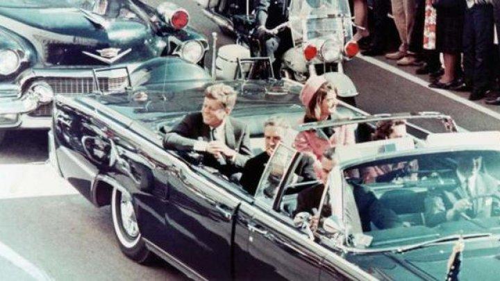 Trump a declasificat o parte din documentele secrete privind asasinarea fostului preşedinte american Kennedy