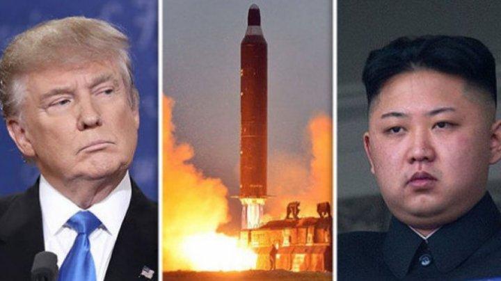 """Trump ÎNCINGE din nou SPIRITELE: Cu Coreea de Nord """"merge un singur lucru"""""""