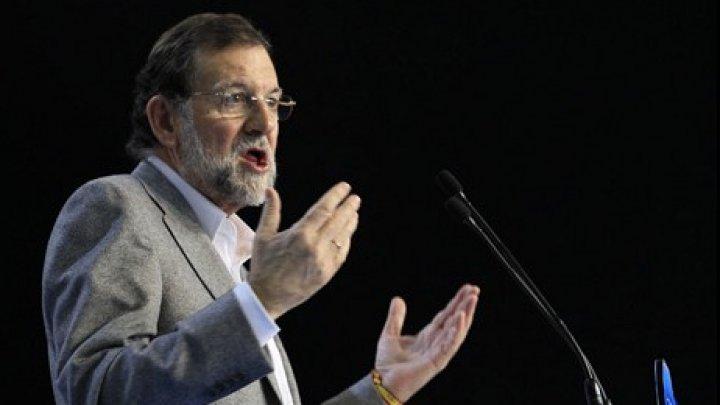 Premierul spaniol, Mariano Rajoy, îi cere lui Puidgemont să clarifice dacă a declarat independenţa Cataloniei