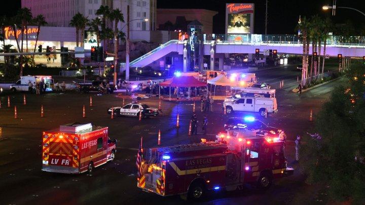 A devenit erou după ce a oprit masacrul de la Las Vegas. Cum a ajutat un paznic Poliţia