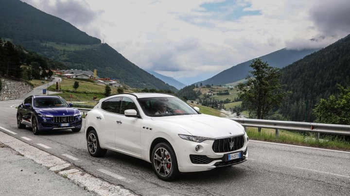 Maserati vrea să lanseze încă un SUV până în 2020