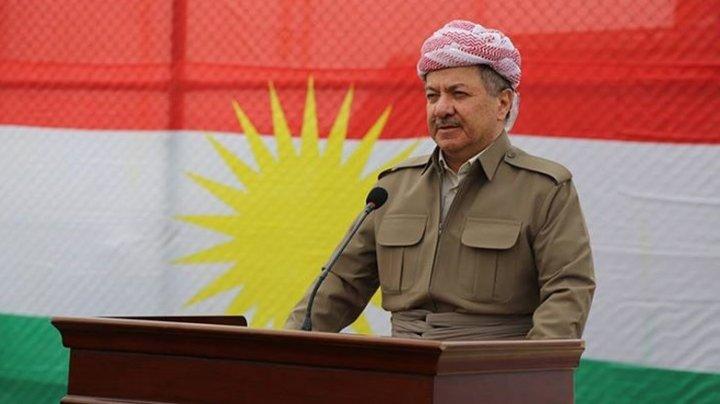 Liderul kurzilor din Irak renunţă la funcţia de preşedinte al regiunii