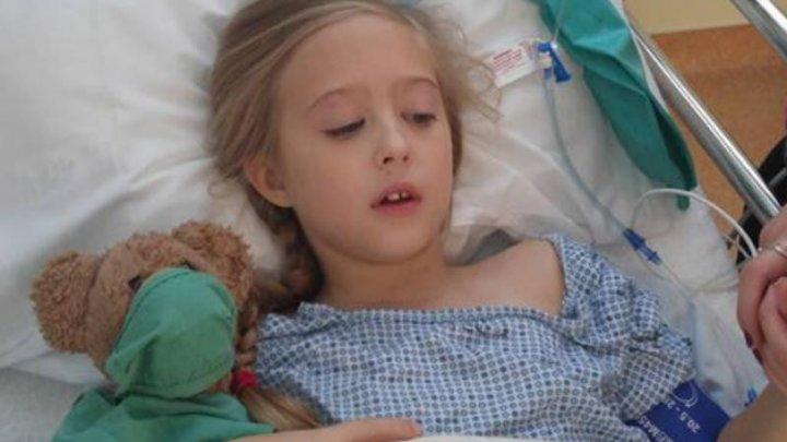 Poveste cutremurătoare! O fetiță de doar 10 ani a devenit cea mai tânără pacientă din lume diagnosticată cu cancer la sân