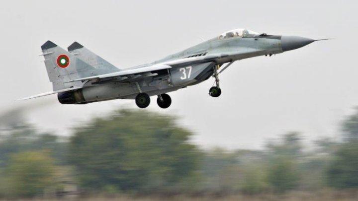 Piloții militari bulgari refuză să efectueze zboruri de antrenament pe avioanele sovietice MiG-29