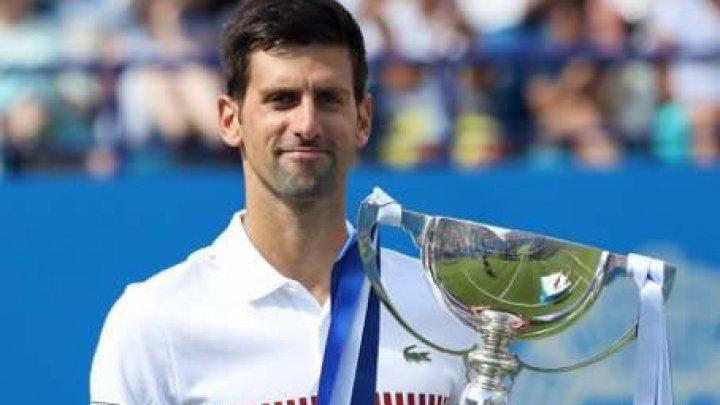 Tenismanul Novak Djokovic: Am atâţea bani încât să hrănesc toată Serbia
