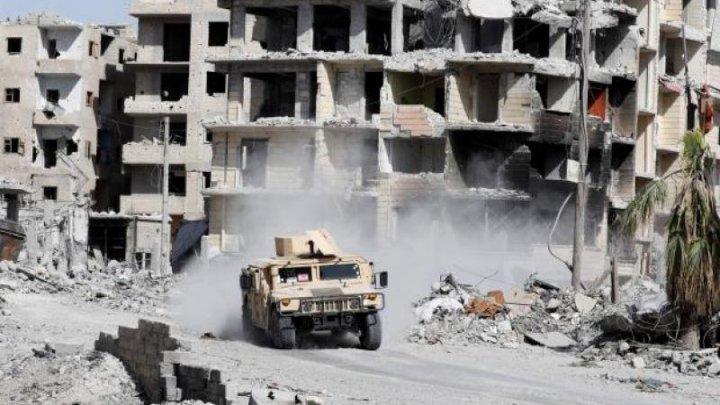 Statul Islamic a pierdut Raqqa, fosta capitală a grupării jihadiste