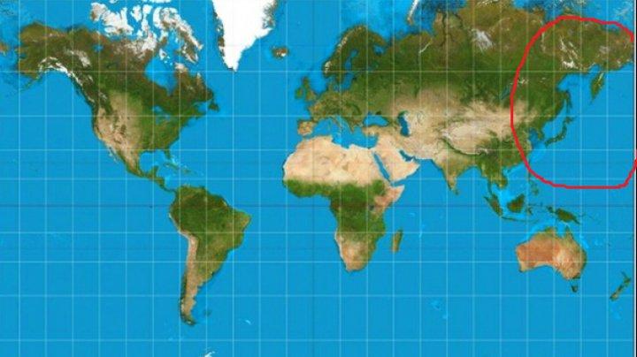 Cea mai afectata zonă şi predispusă la distrugere din cauza fenomenelor naturale este regiunea Asia-Pacific.