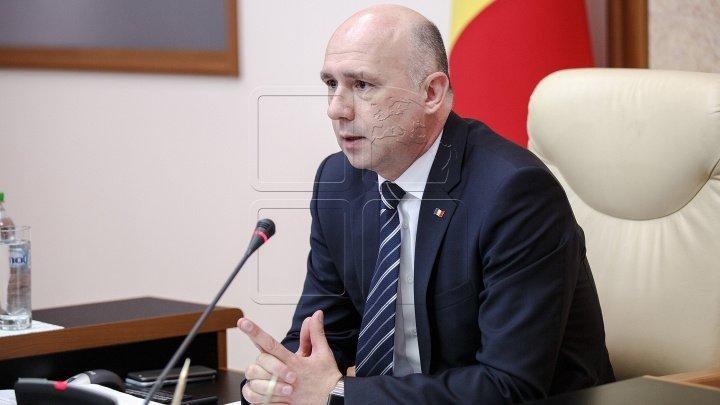Pavel Filip: Moldova, va primi sprijin suplimentar, inclusiv de ordin financiar din parte UE