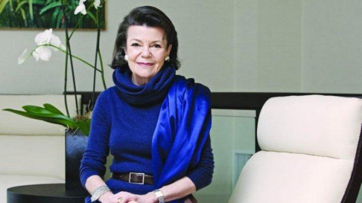 DOLIU şi JALE. A murit principesa Marina Sturdza, descendentă a unei importante familii domnești din România