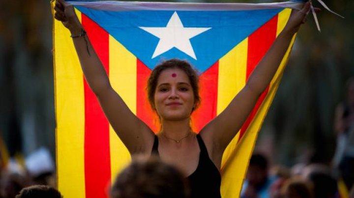Tensiuni în Spania: Ziua referendumului din Catalonia. Incidente la vot
