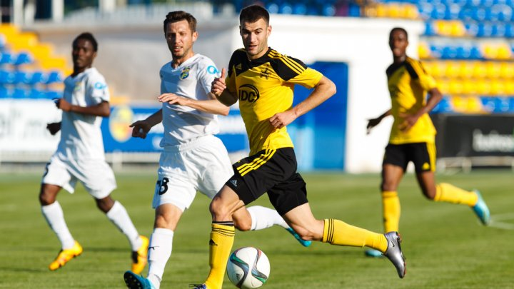 Foştii fotbalişti ai clubului Sheriff Tiraspol cred într-un parcurs bun al echipei din stânga Nistrului în grupele Ligii Europei