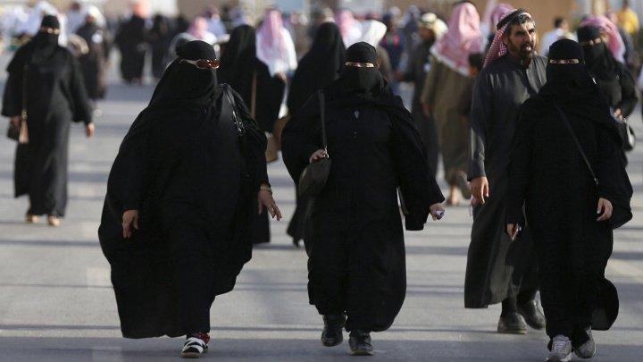 Decizie revoluţionară în Arabia Saudită. Femeile vor avea acces pe stadioane