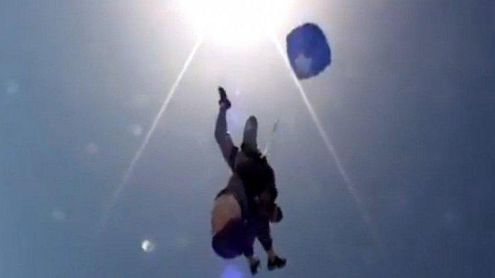 Accident TERIBIL! Trei parașutiști au murit în Queensland, Australia, după ce s-au ciocnit în aer