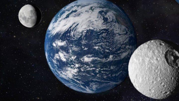 Astronomii AU AFLAT ce este de fapt OBIECTUL MISTERIOS care însoţeşte Pământul în jurul Soarelui