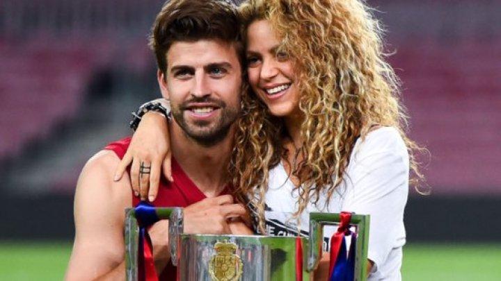 Shakira se desparte de iubitul ei Gerard Pique. Decizia a fost luată de ea