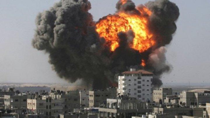 Cel puțin opt morți într-un atentat cu vehicul-capcană în Siria