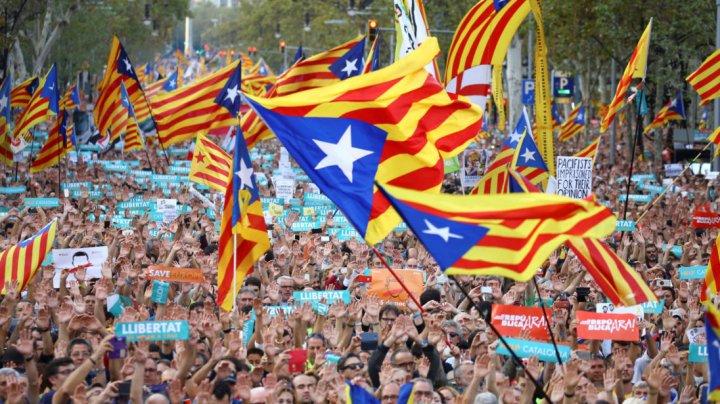 Declarația de independență adoptată de parlamentul Cataloniei, nulă și neconstituțională