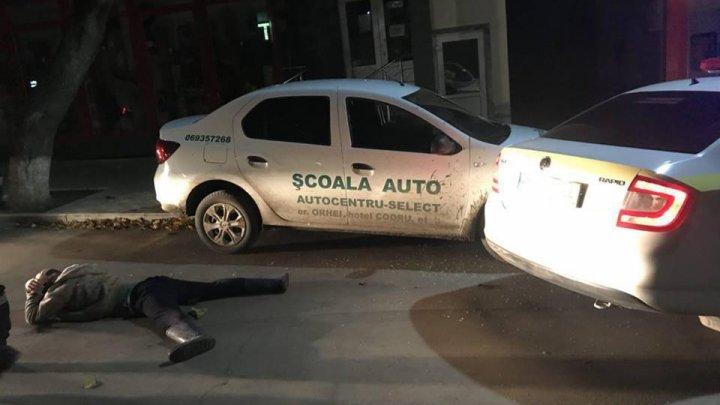 URMĂRIRE CA ÎN FILME la Orhei. Un şofer A FĂCUT PRĂPĂD până a fost reţinut de Poliţie