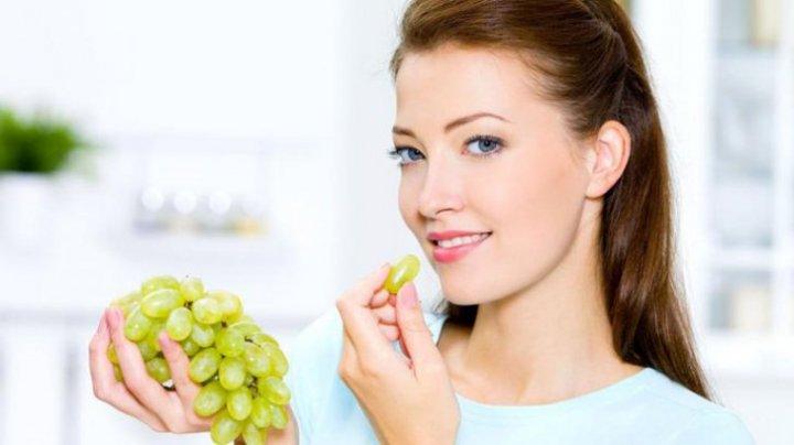 Dieta UIMITOARE cu struguri! Slăbești cinci kilograme în doar 5 zile