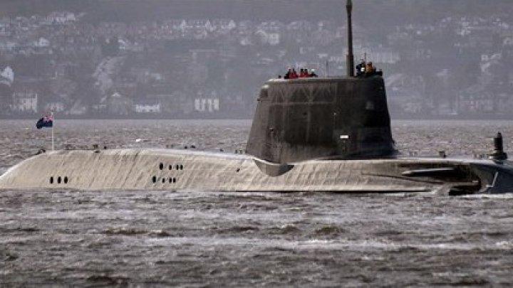 Un submarin rus a lansat rachete de croazieră spre poziţii din Siria ale reţelei teroriste Stat Islamic
